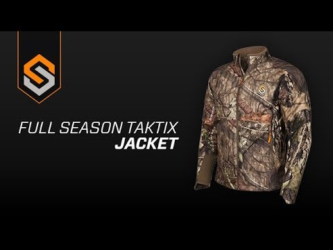 d0c448ef0063b Full Season Taktix Jacket - YouTube