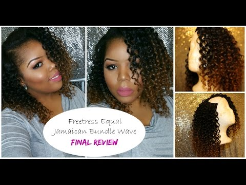 Final Review Freetress Equal Jamaican Bundle Wave