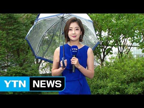 [날씨] 오늘 곳곳 더위 식히는 비·소나기 / YTN