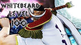One Piece Pirate Warriors 3 Whitebeard Level 100 Gameplay