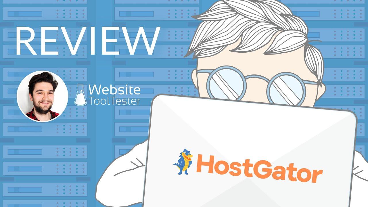 video HostGator Review 2021: Best Uptime Good Support (Hidden) Fees