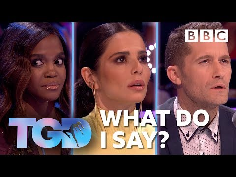 Shocked face captains SHADE crowd fave Wei 👀😨👎😂 - The Greatest Dancer | Auditions