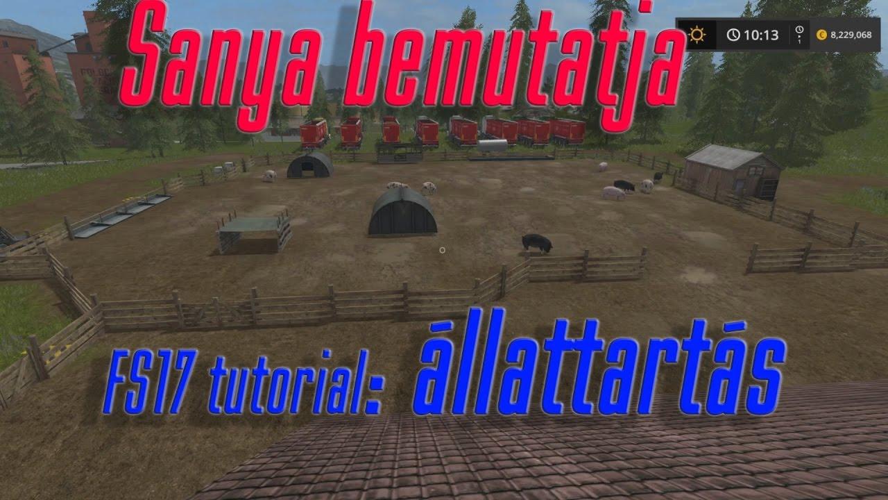 Download 🚜 Farming Simulator 17 Tutorial 🚜 Állattartás 🚜 Szilázs 🚜 Bálázás 🚜 Trükkök