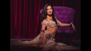 BELLY DANCER from Dubai  MILA MALIKA