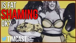Is Fat Shaming Ok? Today we talk about fat shaming, body positivity...