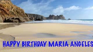MariaAngeles   Beaches Playas - Happy Birthday