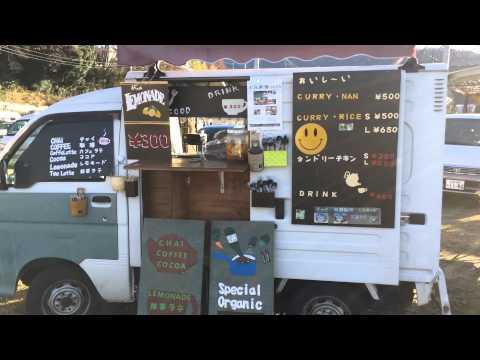 WWOOF Japan Yamanashi: last day at farmer's market