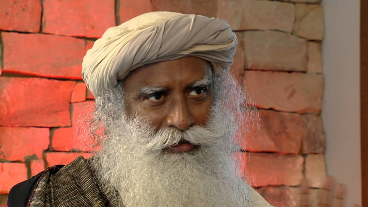 Sadhguru - One On One w/ Becky Magura - YouTube Sadhguru