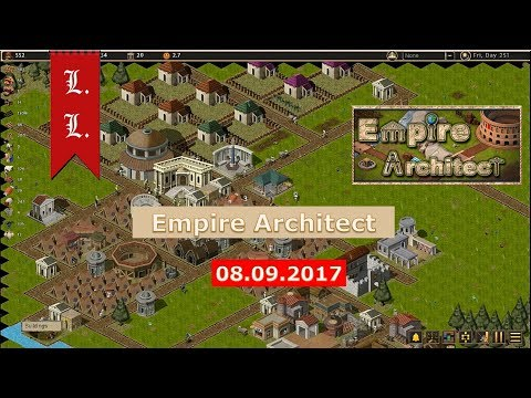Empire Architect - Early Access gameplay against 2 Easy AI