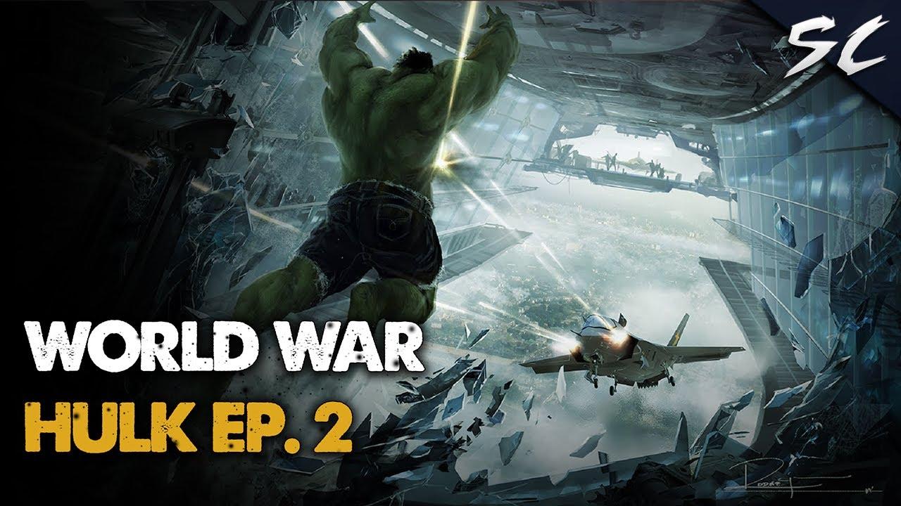 World War Hulk Ep.2 - Iron Man Vs Hulk   Marvel Comics In Hindi