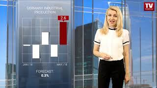 InstaForex tv news: European assets to close week in the black  (06.07.2018)