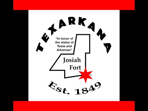 Texarkana:  The Place That Forgot When & Why It Existed 8-13-2016