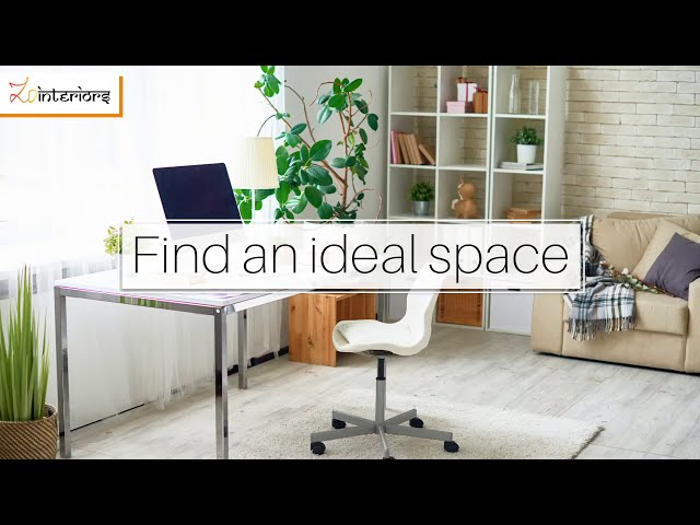 How To Set Up A Home Office | Home Office Interior Design | ZAD Interiors