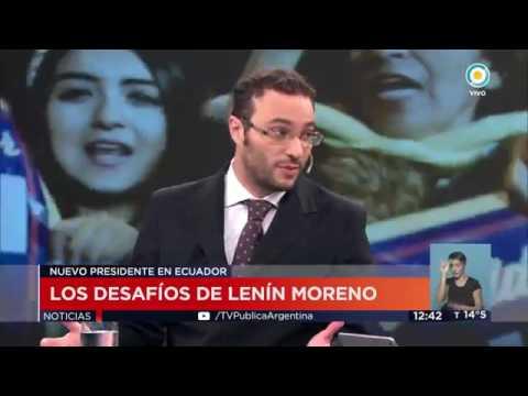 Los desafíos de Lenín Moreno y la crisis en Venezuela  || Television Publica Noticias Internacional