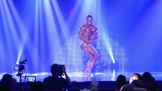 Musclemania TV - Sam Dixon Routine at '14 Musclemania America