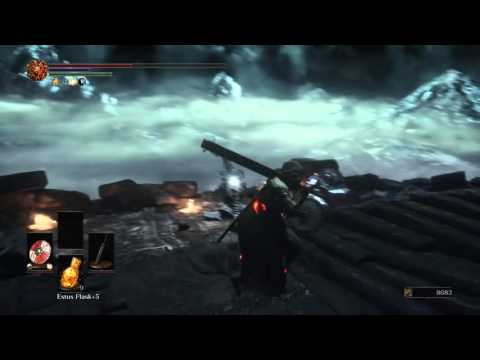 DARK SOULS™ III - Irithyll Dungeon, 2nd elevator shortcut unlock, then Profaned Capital bonfire