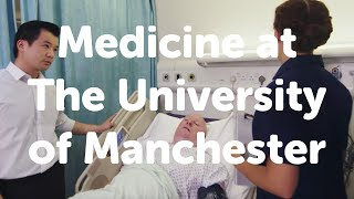 Medicine at The University of Manchester
