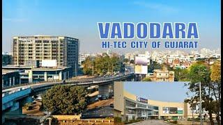 Vadodara City  View  Facts  Gujarat  India  Debdut YouTube