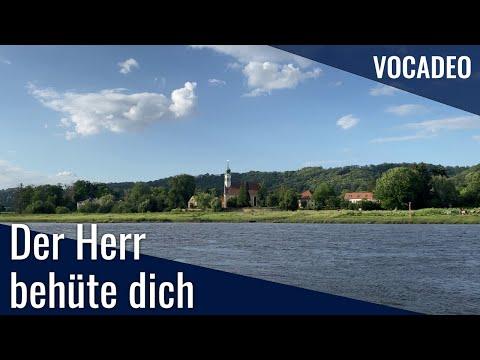 Beitragsbild zu Der Herr behüte dich (O. Füssgen) | VOCADEO LIVE