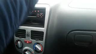 Как снять облицовочную панель на Chery Bonus A13, Chery  Very