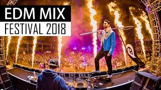 EDM Festival Mix 2018 - Electro House & Bigroom Music