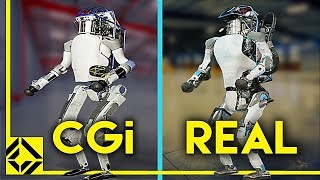 How We Faked Boston Dynamics Robot