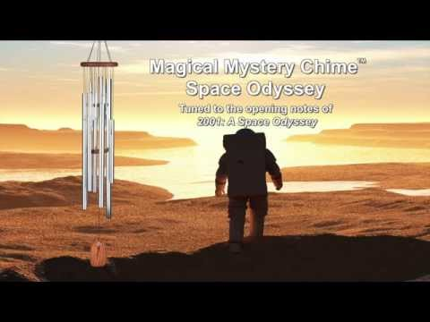 Magical Mystery Chime - Space Odyssey by Woodstock Chimes