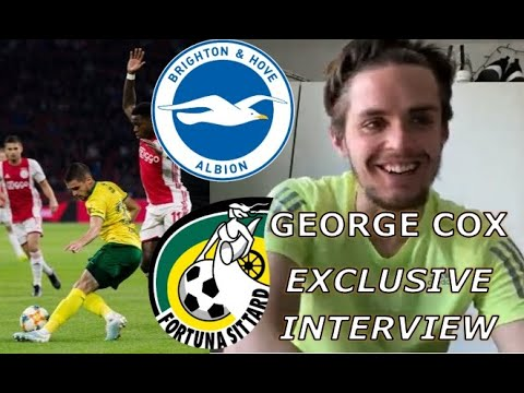 💬 George Cox ● Exclusive Interview | Englishman Enjoys Eredivisie Experience