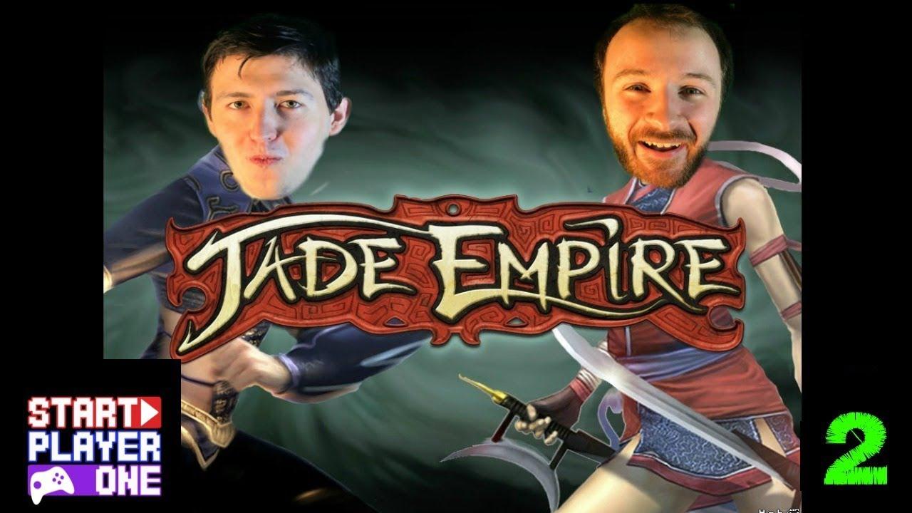 Jade Empire Lion Puzzle Part 2 Start Player e