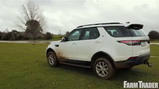 Test: Land Rover Discovery 2018 | Farm Trader