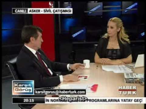 Osman PAMUKOĞLU / HaberTürk Tv Karşıt Görüş - 1.Kısım