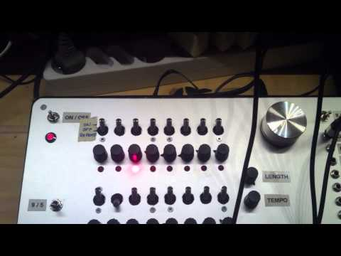 16 Step Analog Sequencer | Synthrotek