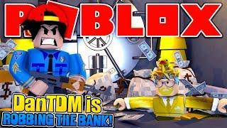 ROBLOX - DAN TDM EST LA BANQUE ROBLox?!!!