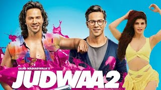 Judwaa 2 is an action-comedy film written and directed by david dhawan. the stars varun dhawan playing twins raja prem opposite jacqueline fernandez...