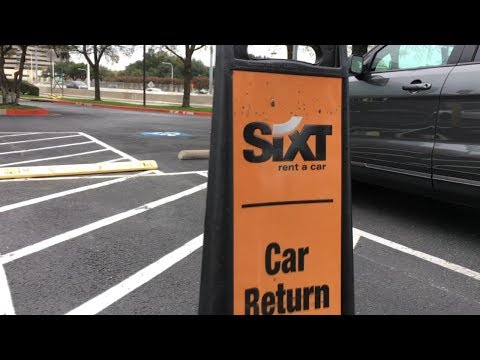 On Your Side:  Sixt Car Rentals