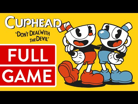 Cuphead [056] PC Longplay/Walkthrough/Playthrough (FULL GAME)