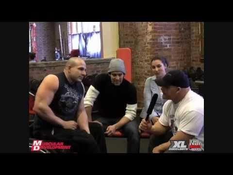 Nick Scott - Muscular Development - Part 2
