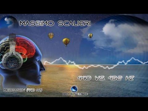 440 hz meditation 440 hz vs 432 hz HD  Massimo Scalieri