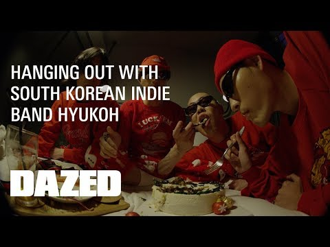 Dazed Does Room Service with HYUKOH