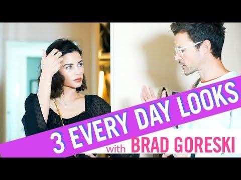 Outfit Makeover: 3  Everyday Looks with Celeb Stylist Brad Goreski   Jenna Dewan