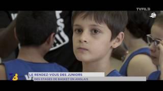 Chronique juniors : se perfectionner au basket en apprenant l'anglais