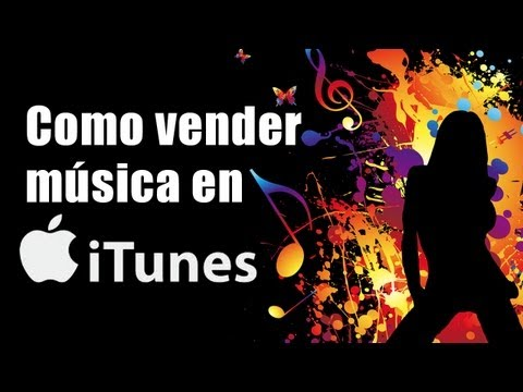 Como vender música en iTunes