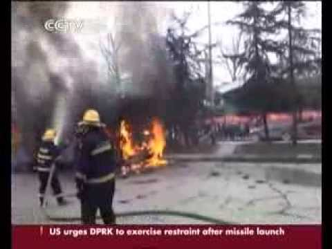 Death toll in Guiyang bus fire rises to 6