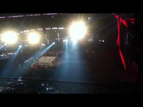 WWE Extreme Rules 2013 entrances live St.Louis MO
