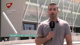 Bezárt a 15 milliárdos stadion 19-06-29