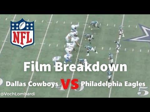 Film Breakdown: Dallas Cowboys vs Philadelphia Eagles