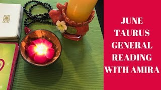 TAURUS June - EX CIRCLING BACK AND NEW PERSON SHOWING UP!