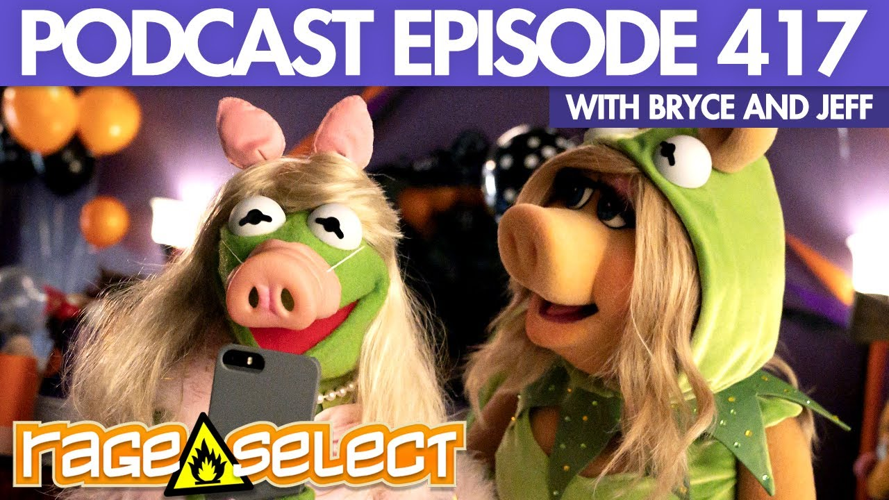 The Rage Select Podcast: Episode 417 with Bryce and Jeff!