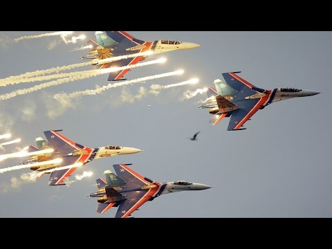 International Air Show in Iran - November 2016