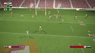 Rugby League Live 4_Michael Morgan with 4 BIG DON'T ARGUES!